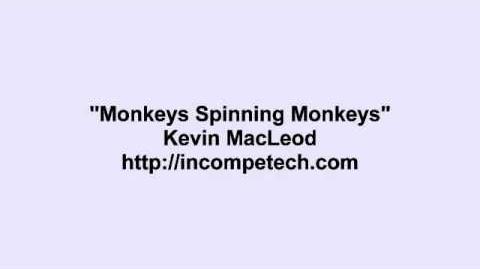 Jesus Valdes Aran/Monkeys Spinning Monkeys