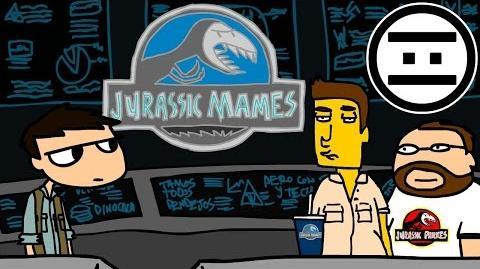 Negas-Jurassic Mames