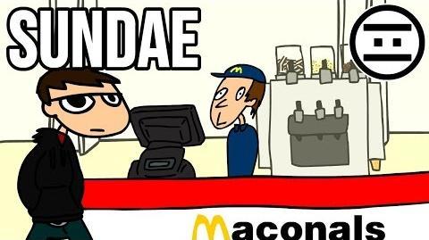 NEGAS - Maconals Sundae