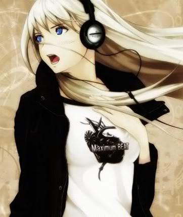 File:Anime Girl - Headphones maximum beat.jpg