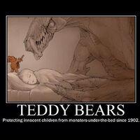 Good guy Teddy Bear