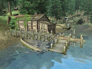 Old Fisherman's Hut