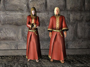 Isela Noble Robe