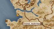 Treomar - South Pass location