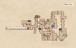 Dusty Cave Map