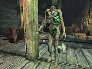 Magically Contaminated Zombie01
