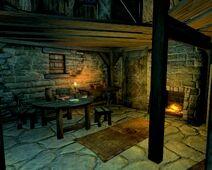 Erothin, Farmhouse 1 inside