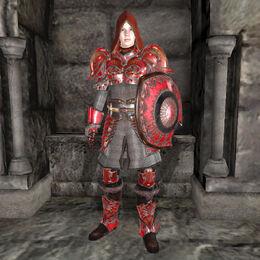 Blood Mage Embrace Female