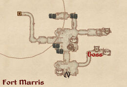 Fort Marris map