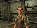 Alma the Blacksmith