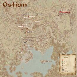 Ostian Map