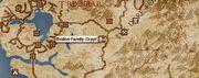 Redon Family Crypt Location