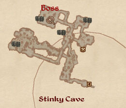 Stinky Cavemap