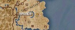 Forgotten Mine Location