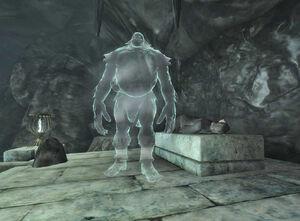 Ghost Ogre-Gargoths Cave