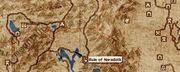 Ruin of Naradoth Location
