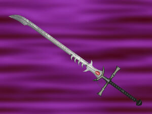 Goddawn Great Sword