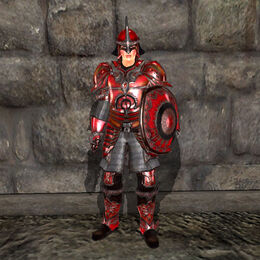 Blood Mage Embrace Male