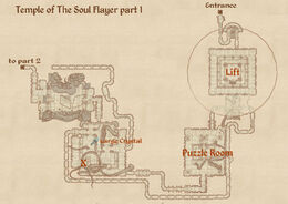 Soul Flayer Temple map part 1