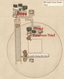Lonely Tower2 map