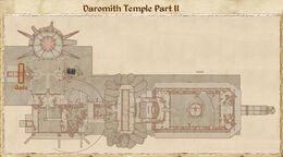 Daromith Temple part 2 map