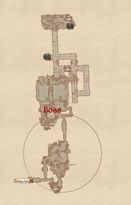Old Dwarven Watchmap