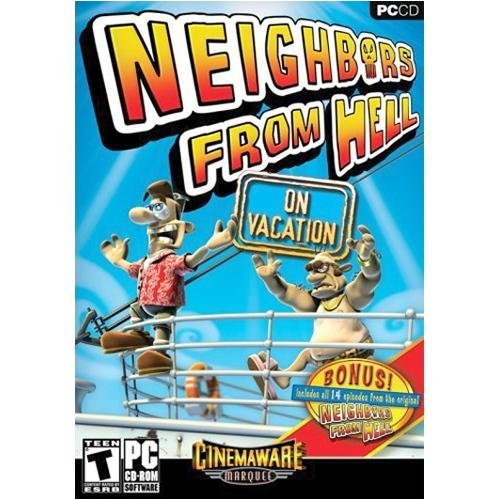 Neighbours from hell 2 on vacation pc review and full download.