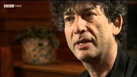 Newsnight - Neil Gaiman interview