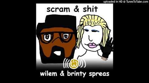 Scram & Shit (feat. Brinty Spreas)
