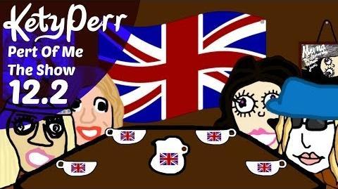 Kety Perr Pert Of Me The Show - Episode 12.2 Bubilgum Bich
