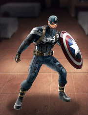 Winter soldier cap