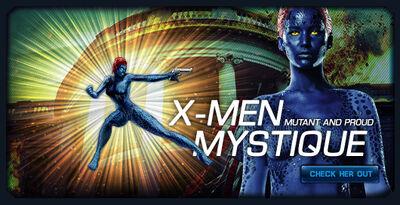 Xmen mystique