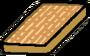 Scratching board