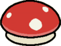 Shroom House (Red)