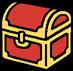 Luxury treasure box