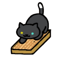 Pepper/scratching board