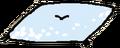 Snowy Pillow