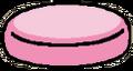 Cushion pink