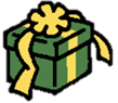 Gift Box (Green)