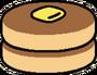 Pancake Cushion