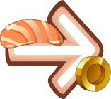 Arrow-sushi