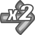 File:Arrow-x2.png