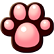 NEKOPARA Vol 1 Emoticon catpaw