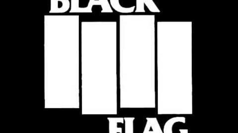 Black Flag - I Don't Care