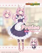 Fraise EN Profile