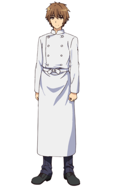 Kashou Minaduki (anime)
