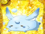 卡片資料/2872-氣球兔 拉叭叭