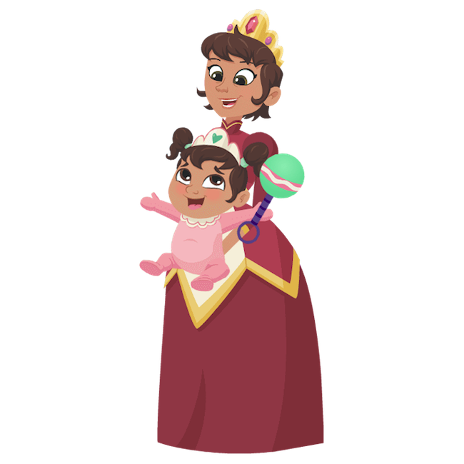Výsledek obrázku pro nella princess knight characters