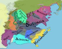 Świat w latach 100-175