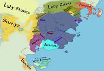 Świat w latach 534-539
